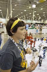 BRICKFAIR258 (DViddy) Tags: kevin factory lego expo system va convention hero fusion bionicle chantilly mocs moc hinkle 2013 brickfair