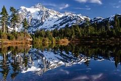 MtShuksan, Picture Lake, WA (gks18) Tags: