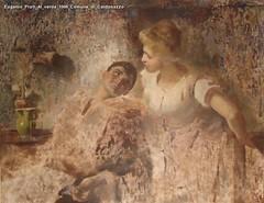 Eugenio Prati Al verde 1906 Comune di Caldonazzo