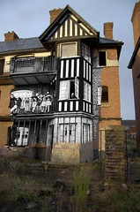Eldon Grove, Vauxhall, 1965 in 2013 (Keithjones84) Tags: anfield liverpool merseyside oldliverpool thenandnow kirkdale vauxhall rephotography