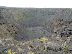 Now that's what I call a crater (Anita363) Tags: volcano hawaii crater hi bigisland hawaiivolcanoesnationalpark volcanic chainofcratersroad pauahicrater