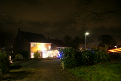 Christmas Lights (puffin11uk) Tags: christmaslights lightpollution 50club upperhopton puffin11uk