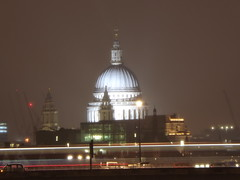 St Pauls Cathedral (lcfcian1) Tags: london up st night dark lights cathedral stpauls pauls lit stpaulscathedral stpaulscathedralnight