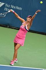 Julia Goerges (mrenzaero) Tags: tennis yale goerges juliagoerges newhavenopen