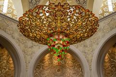 Abu Dhabi - Sheikh Zayed Mosque (Sandra & Dean K.) Tags: beach canon mall eos gold al dubai united grand mosque emirates zayed khalifa arab 7d souk abu dhabi sheikh burj