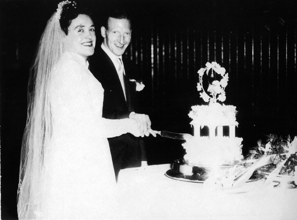 Mr and Mrs Campbell 1953