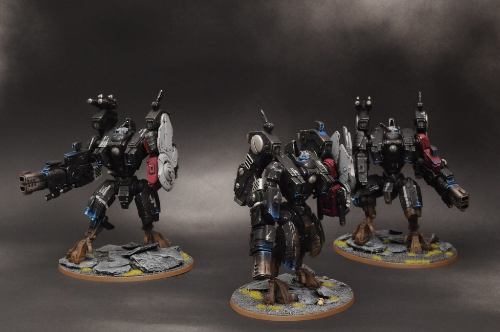 The World's most recently posted photos of battlesuit and riptide