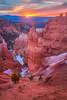 Adagio (Eddie 11uisma) Tags: park hammer sunrise canon landscapes utah desert canyon national bryce eddie starburst sunray hoodoos thors lluisma