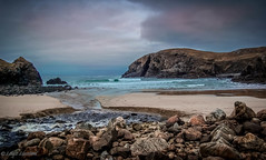 Dalbeg Beach (Impact Imagz) Tags: seascape shoreline westside geology isleoflewis hebrides outerhebrides dalbeg dalbegbeach