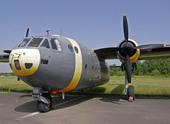 99+14 (SteveDHall) Tags: preserved nord luftwaffe gatow 9914 noratlas nordnoratlas