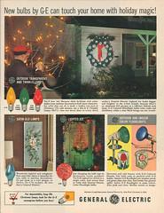December 1962 (JeffCarter629) Tags: ge generalelectric vintagechristmaslights generalelectricchristmas gechristmas gechristmaslights vintagechristmaslightsads