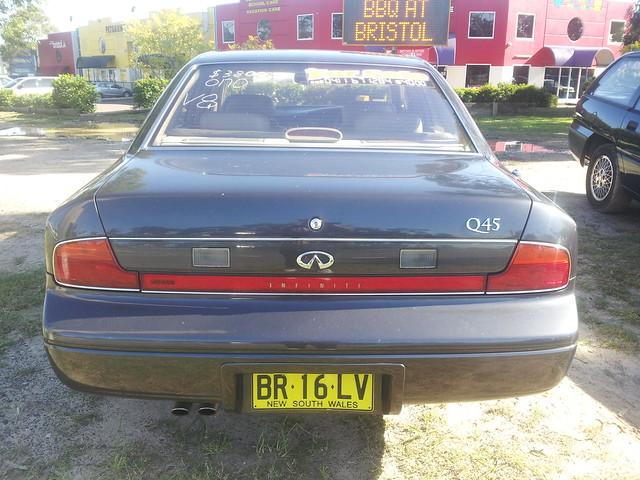 infinitiq45 infinitiq45v8 1994infinitiq45v8