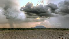 Stormy clouds! (Ali:18 ( )) Tags: cloud mountain rain volcano saudi saudiarabia jazan       jizan  sabiya     akwahmountain