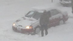 Winter Advisory, Chicago (Quicktime clip) (rwchicago) Tags: winter snow chicago storm movie video snowstorm clip february blizzard quicktime chicagoist