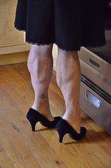 _DSC0005jj (ARDENT PHOTOGRAPHER) Tags: highheels muscle muscular mature milf tiptoe calves flexing veiny