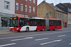 ASEAG 335-55 (Public Transport) Tags: bus mercedes aachen publictransport transportencommun autobus aseag trasportopubblico evobusmercedes