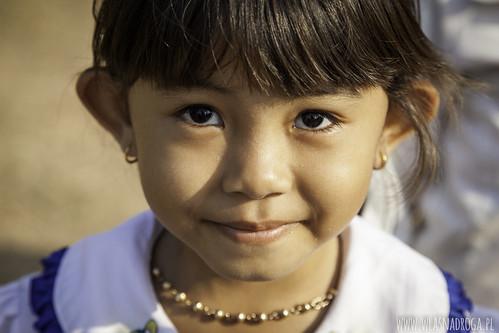 Kambodżański uśmiech