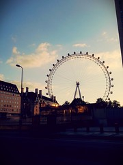 LondonEye. (francescobanchini) Tags: london amazing londoneye londra