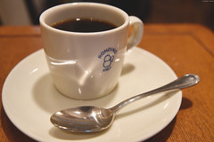 鎌倉駅西口・カフェ ロンディーノ | Cafe Rondino 1967・Kamakura (Iyhon Chiu) Tags: coffee café japan restaurant kamakura coffeeshop 1967 d750 日本 coffeehouse coffe 咖啡 鎌倉 2014 カフェ コーヒー caferondino カフェロンディーノ 鎌倉駅西口