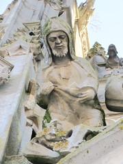 20140309 - L'Epine Marne - Basilique Notre-Dame de l'Épine - Gargouilles (2) (anhndee) Tags: france frankreich cathedral champagne cathédrale marne lepine champagneardennes