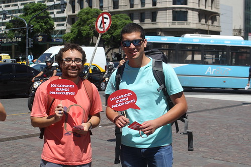 International Condom Day 2015: Argentina