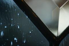 bevels (cyngrand) Tags: windows macro glass closeup design decorative lowkey bevels decorativeglass