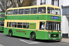 JWV976W Sothdown 276 (martin 65) Tags: road friends bus public buses vintage bristol day transport running hampshire southern vectis dorset vehicle alfred re preserved winchester vr preservation kirkby hants southdown 152016