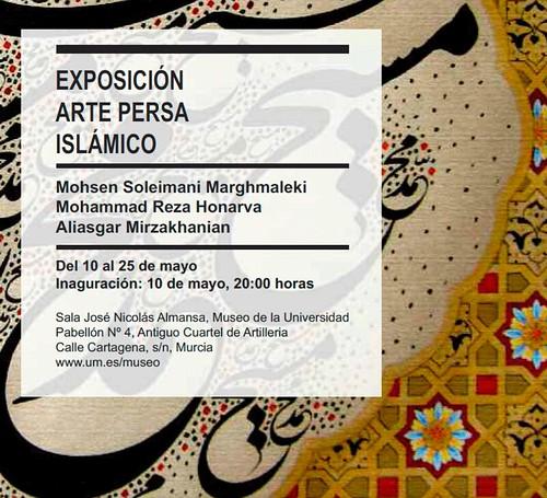 Exposición Arte Persa-Islámico
