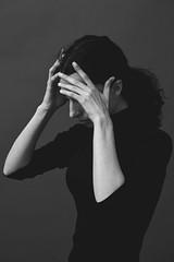 IMG_5626bw (RiccardoNosvelli) Tags: portrait blackandwhite bw black monochrome beautiful model bn bnw