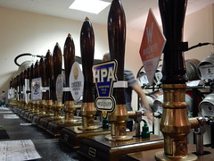 Bury Beer Fest (deltrems) Tags: beer festival club manchester real football bury pumps hand ale clips pump lane greater fest handpumps gigg handpulls