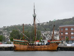 Matthew (2) (goweravig) Tags: uk swansea wales sailing ship matthew replica sail carvel sailingship swanseadocks