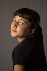 Irene 2 prueba estudio 4 (R.D. Gallardo) Tags: canon eos raw retrato estudio nios nia irene 600d