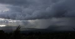 Maui Spring Storm (ArneKaiser) Tags: hawaii landscape maui mauicollection westmaui clouds cloudscape panorama sky weather flickr