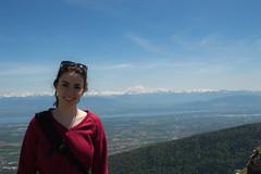 Randonne des crtes de Jura (Comte78) Tags: france montagne alpes photo suisse lac relief jura neige leman paysage mont blanc massif