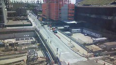 Barclays Center Arena - 20160528_1405 (atlanticyardswebcam04) Tags: newyork brooklyn atlanticavenue prospectheights 6thavenue atlanticyards forestcityratner barclayscenterarena