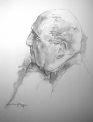 P1015026 (Gasheh) Tags: portrait man art pencil painting sketch drawing pastel 2016 gasheh