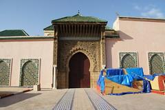 Meknes, Morocco, May 2016