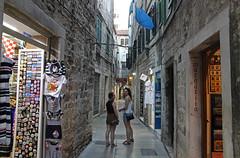 Dobrovnik (anvaliri) Tags: street city canon town calle croatia ciudad dubrovnik hrvatska 1585