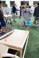 PZ20160513-041.jpg (Menlo Photo Bank) Tags: ca people usa game boys students us spring quad science event smallgroup atherton 2016 engaging upperschool makerfaire menloschool photobypetezivkov appliedscienceresearch