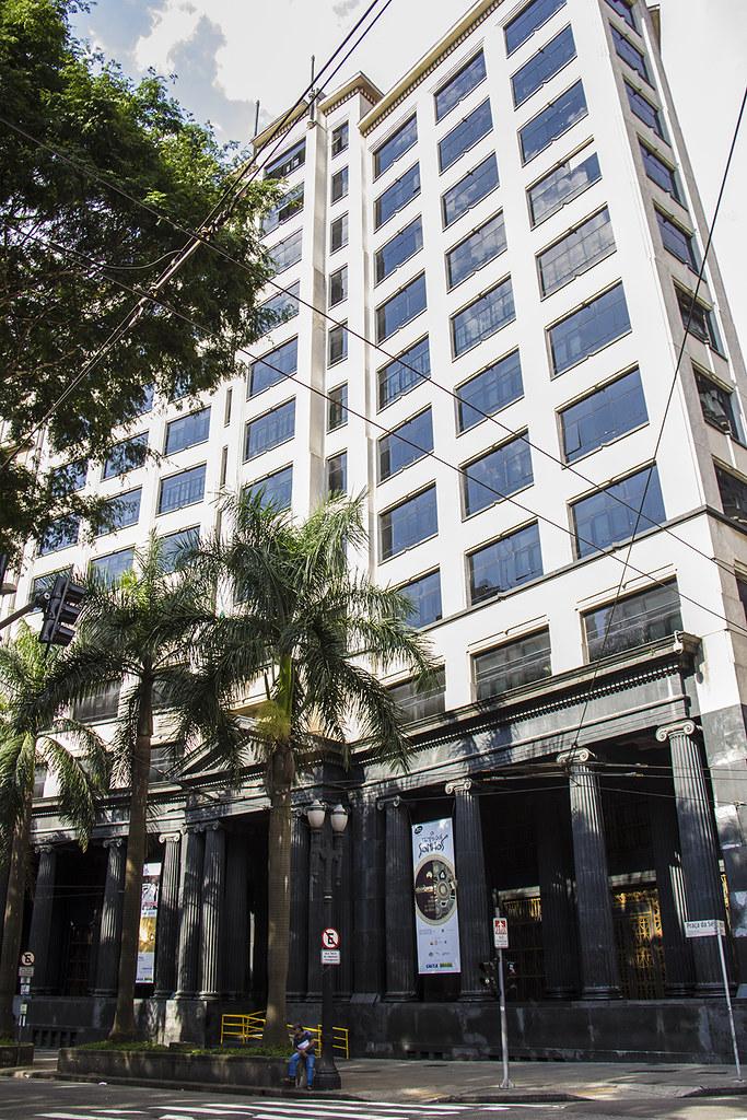 Tour Centro Histórico de São Paulo - Caixa Cultural