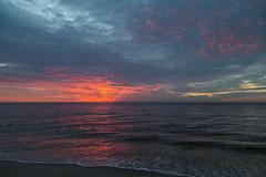 Daybreak (aka Buddy) Tags: ocean sky beach clouds sunrise dawn spring nj atlantic og seabright 2016