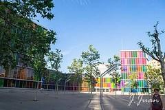 164 de 365 MUSAC (pico_de_la_miel) Tags: espaa arquitectura arte colores museo len vidrieras musac artecontemporneo proyecto365photos museoartecontemporneodecastillaylen