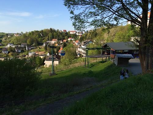 Seilbahn Waldeck