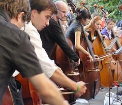 Brno II (Tadeusz Ludwiszewski) Tags: music streetphotography doublebass