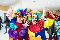 DSC_1000 (Mustafa Songur Photography) Tags: girls turkey fun clown turk fotografi bayan kars palyaco nikond3300 palyacolar mustafasongur