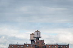 Water Tower Twins (Tiff&Deke) Tags: nyc newyorkcity brooklyn watertower