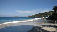 Virgin Beach (vmancer) Tags: bali landscape whitesand karangasem virginbeach