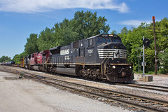 Big MACs (Trainboy03) Tags: west ns norfolk iowa southern ia davenport 7202