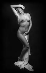 (Attila Pasek) Tags: bw fineart girl naked nude studio woman