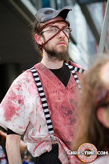 IMG_8489 (theprefightdonut) Tags: costume blood cosplay zombie brains gore horror undead thriller zombiewalk zombiemarch zombiemarchchicago theprefightdonut